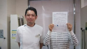 岡本圭右さん 写真